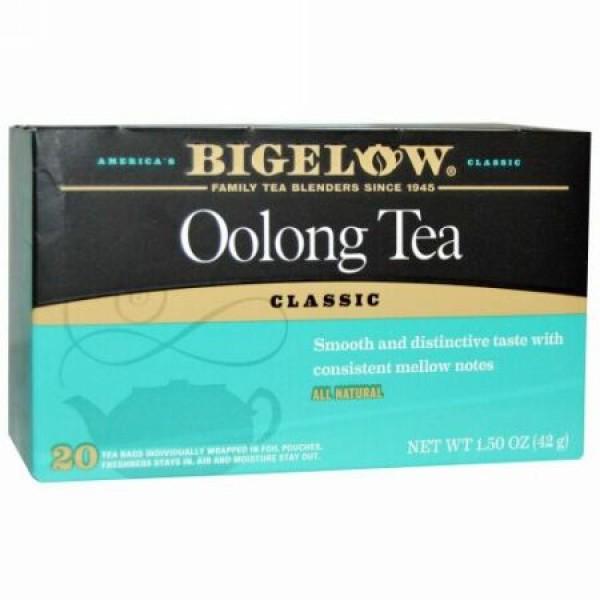 Bigelow, Classic Oolong Tea、20袋、1.50 oz (42 g) (Discontinued Item)