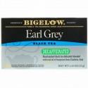Bigelow, アールグレイ、カフェインレス、紅茶、20袋、1.18 oz (33 g) (Discontinued Item)