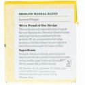 Bigelow, ハーブティー+プロバイオティクス、レモンジンジャー、カフェインフリー、18袋、1.39 oz (39 g) (Discontinued Item)