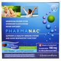 BioAdvantex Pharma, ファーマNAC, ピンクベリーブラスト, 900 mg, 24錠 (発泡性錠剤) (Discontinued Item)