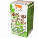 Bio Nutrition, Moringa Super Food, 5,000 mg, 60 Vegetable Capsules