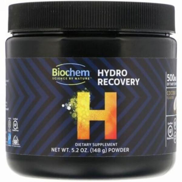 Biochem, ハイドロリカバリー、ココナッツ風味、5.2 oz (148 g) (Discontinued Item)
