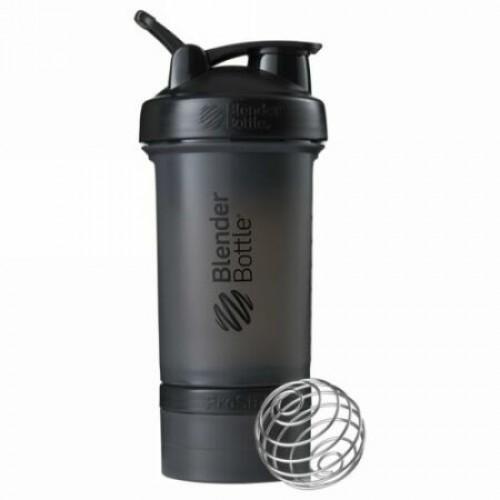 Blender Bottle, ブレンダーボトル, プロスタック, ブラック, 22 oz