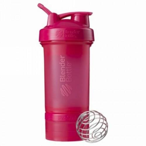 Blender Bottle, BlenderBottle、ProStak、ピンク、22 oz (Discontinued Item)