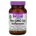 Bluebonnet Nutrition, 非遺伝子組み換え 大豆イソフラボン、60 ベジカプセル