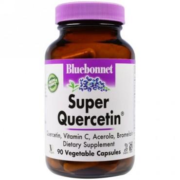 Bluebonnet Nutrition, スーパーケルセチン、90ベジキャップ