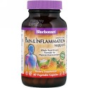 Bluebonnet Nutrition, ターゲットチョイス、鎮痛・抗炎症サポート、植物性カプセル60錠 (Discontinued Item)