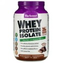 Bluebonnet Nutrition, ホエイタンパク質アイソレート、ナチュラルチョコレート、2 lbs (924 g)