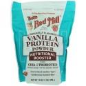 Bob's Red Mill, バニラプロテインパウダー、栄養促進剤(チア & プロバイオティクス配合)、16 oz (453 g)