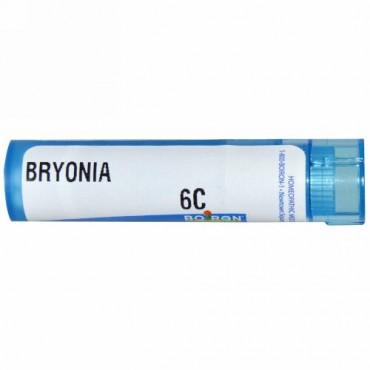 Boiron, Single Remedies, ブリオニア根、6C、約80粒 (Discontinued Item)