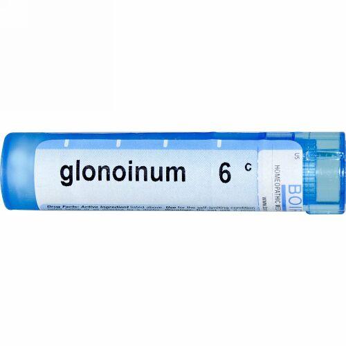 Boiron, Single Remedies, Glonoinum, 6C, 約 80 粒 (Discontinued Item)