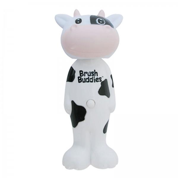 Brush Buddies, Poppin'、 乳牛のウェイン、ソフト、 歯ブラシ1本