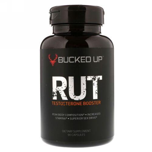 Bucked Up, RUT, テストステロンブースター, 90カプセル (Discontinued Item)