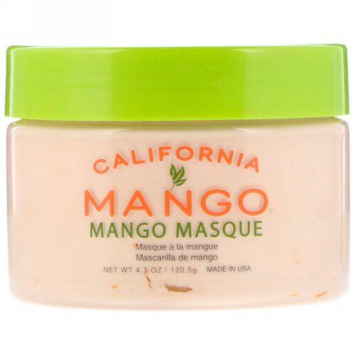 California Mango, マンゴーマスク、4.3オンス (120.5 g) (Discontinued Item)
