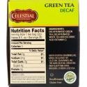 Celestial Seasonings, Green Tea, Decaf, 20 Tea Bags, 1.3 oz (36 g) (Discontinued Item)