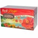 Celestial Seasonings, ハーバル・ティー、カフェインフリー、 Red Zinger、ティーバッグ20 個、1.7 オンス (49 g)