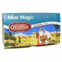 Celestial Seasonings, ミント マジックハーブティー、カフェインレス、20ティーバッグ、1.4 oz (41 g) (Discontinued Item)