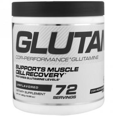 Cellucor, Cor-Performance Glutamine、無香料、12.69 oz (360 g) (Discontinued Item)