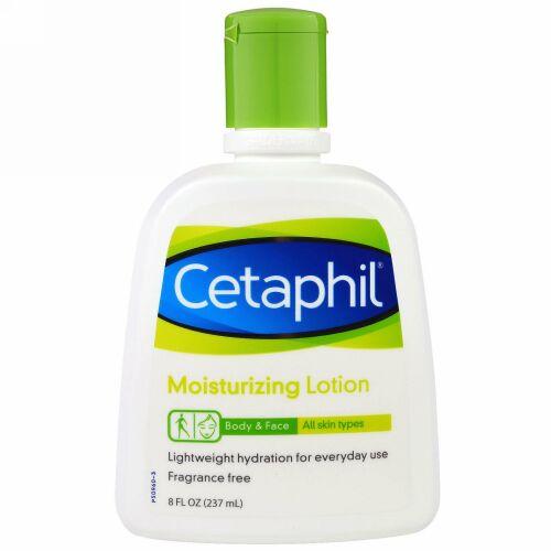 Cetaphil, モイスチャライジングローション, 8液量オンス (237 ml)