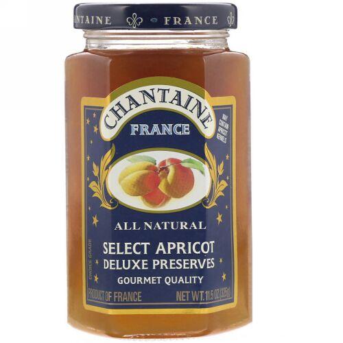 Chantaine, デラックスプリザーブス、セレクトアプリコット、11.5 oz (325 g) (Discontinued Item)