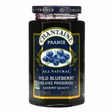 Chantaine, デラックスジャム、ワイルドブルーベリー、11.5オンス (325 g)