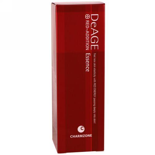 Charmzone, DeAge、レッドアディション、エッセンス、1.69 fl oz (70 ml) (Discontinued Item)