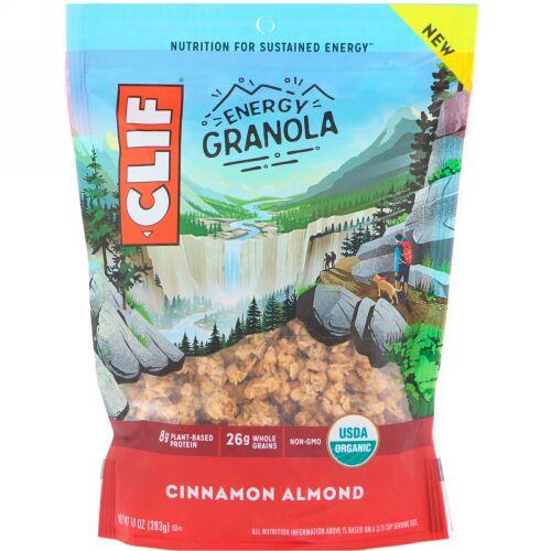 Clif Bar, Clif Energy Granola, Cinnamon Almond, 10 oz (283 g) (Discontinued Item)