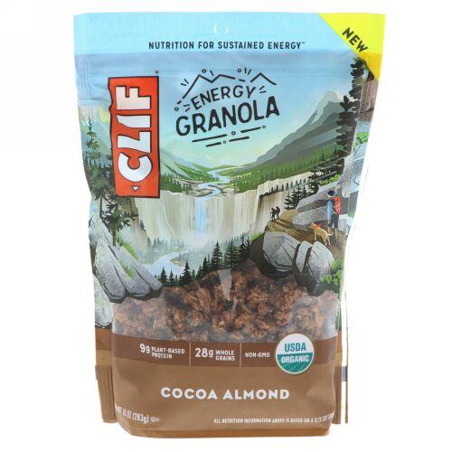 Clif Bar, Clif Energy Granola, Cocoa Almond, 10 oz (283 g) (Discontinued Item)