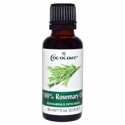 Cococare, 100%ローズマリーオイル、1液量オンス (30 ml)