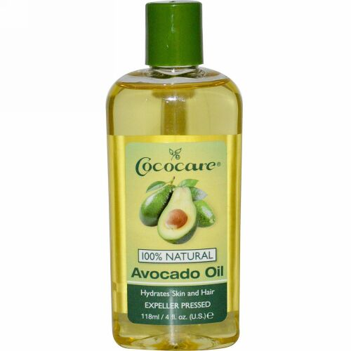 Cococare, アボカドオイル、 4液量オンス (118 ml)