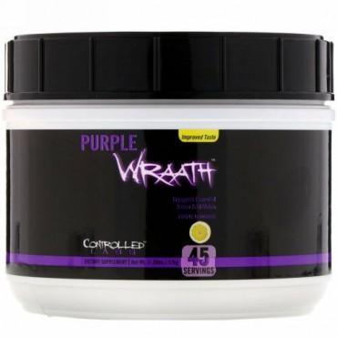 Controlled Labs, Purple Wraath、 パープルレモネード、 1.26 ポンド (576 g)