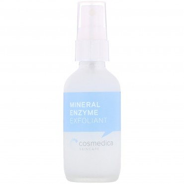 Cosmedica Skincare, ミネラル酵素スクラブ、2オンス (60 ml) (Discontinued Item)