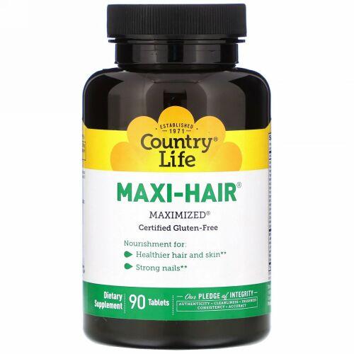 Country Life, Maxi-Hair(マキシヘア)、90粒
