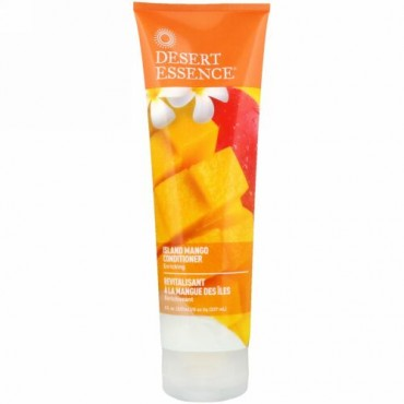 Desert Essence, コンディショナー、アイランドマンゴー、8 fl oz (237 ml)