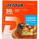 Detour, Whey Protein Bar, Caramel Peanut, 12 Bars, 3 oz (85 g) Each