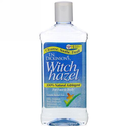 Dickinson Brands, ウィッチヘーゼル, フェイス・ボディー用, 16液体オンス (473 ml)