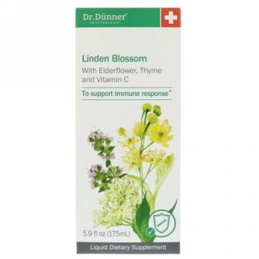 Dr. Dunner, USA, リンデン ブラッサム、5.9 fl oz (175 ml) (Discontinued Item)