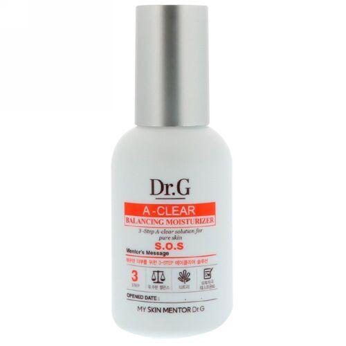 Dr. G, A-クリア、バランシング・モイスチャライザー、1.69 fl oz (50 ml) (Discontinued Item)