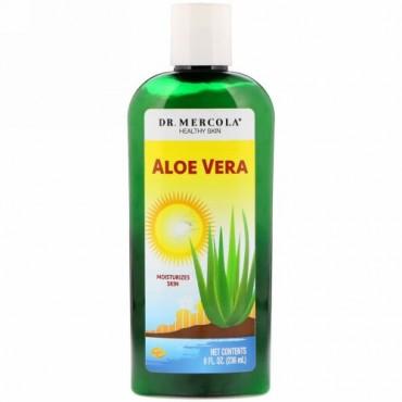 Dr. Mercola, アロエベラ、8液量オンス (236 ml)