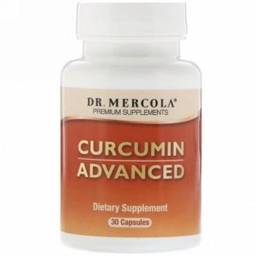Dr. Mercola, アドバンスクルクミン、30錠
