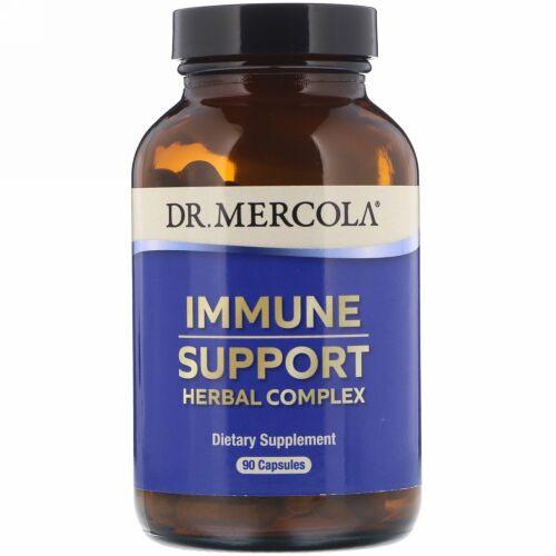 Dr. Mercola, Immune Support, 60 Capsules