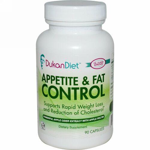 Dukan Diet, 食欲と脂肪コントロール、 90カプセル (Discontinued Item)