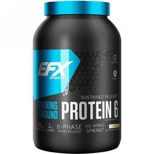 EFX Sports, Training Ground, Protein 6, 2 lbs (1089 g) (Discontinued Item)