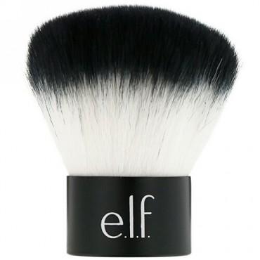 E.L.F., カブキ・フェイスブラシ、1本 (Discontinued Item)