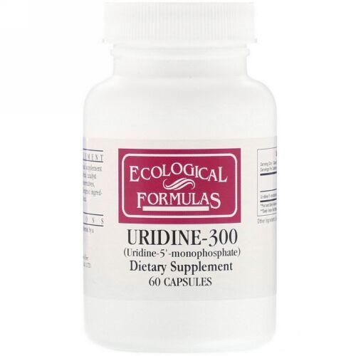 Ecological Formulas, ウリジン-300、60粒