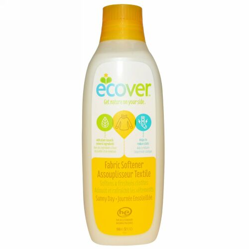 Ecover, 繊維柔軟剤, 晴れた日に, 32液量オンス(946 ml) (Discontinued Item)