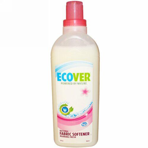 Ecover, ナチュラルファブリックソフトナー(自然な衣料用柔軟剤) モーニングフレッシュ 32 fl oz (946 ml) (Discontinued Item)