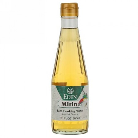 Eden Foods, みりん、クッキング ライスワイン、10.5 fl oz (300 ml)