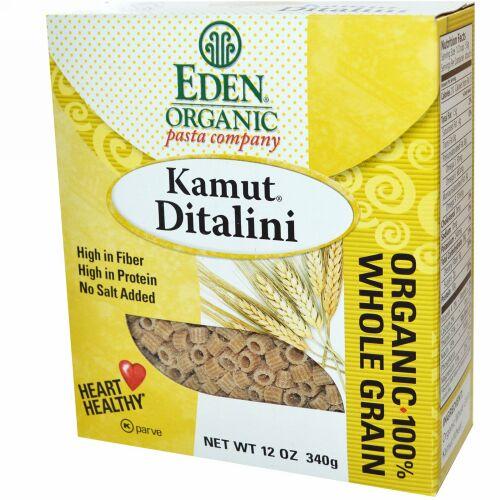 Eden Foods, オーガニック コーラサン小麦 ディタリーニ, 12 オンス (340 g) (Discontinued Item)