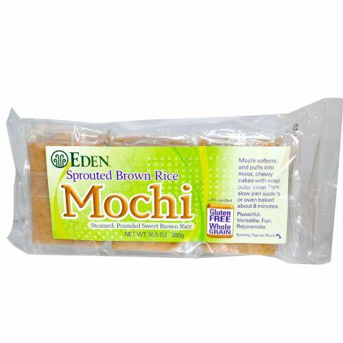 Eden Foods, 発芽玄米, 餅, 10.5 オンス (300 g) (Discontinued Item)